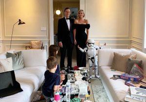 """Mark Hamill """"corrige"""" a Ivanka Trump por tuit sobre Star Wars y su familia"""