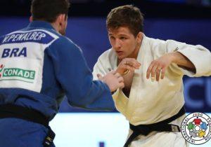 Muere repentinamente la estrella del judo estadounidense, Jack Hatton