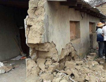 Diputado se deslinda de falta de recursos para reconstrucción en Puebla