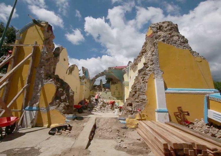 Malversación de recursos para reconstrucción en Puebla