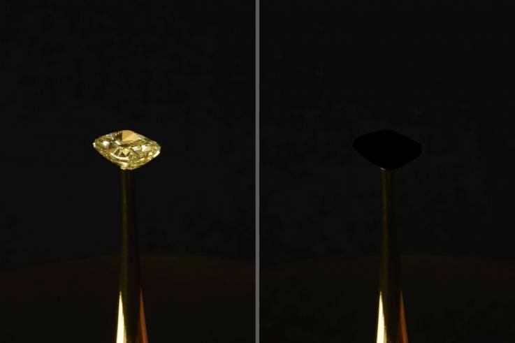 Científicos del MIT presentan el negro más negro jamás creado; capta más del 99.99 % de luz