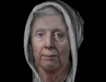 Forenses reconstruyen rostro de una mujer del siglo XVIII acusada de brujería