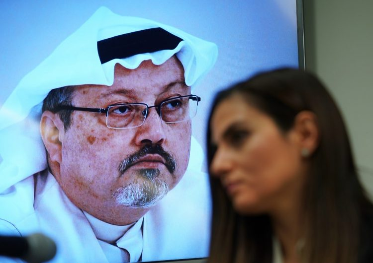 Los presuntos asesinos de Khashoggi hicieron bromas macabras antes de matarlo