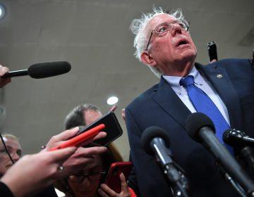 Bernie Sanders, rival de Trump, suspende campaña electoral por problema de salud