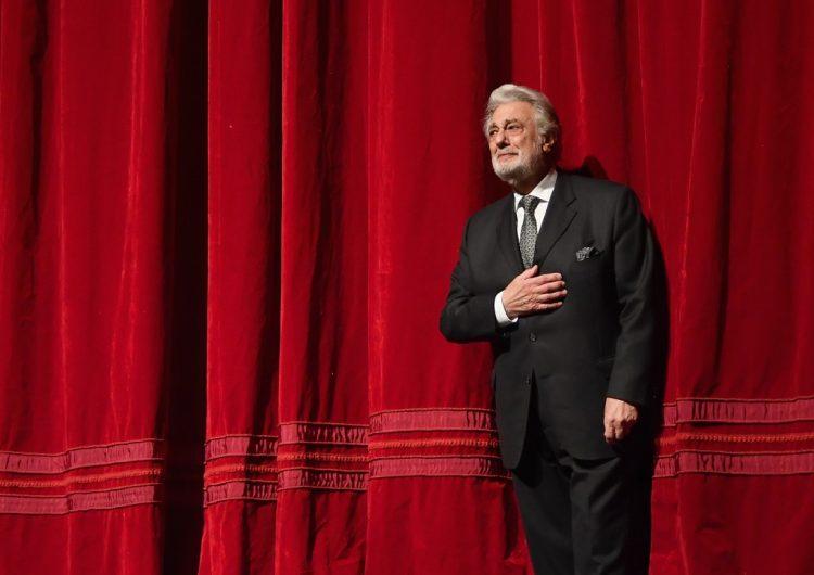 Plácido Domingo recibe premio en México en medio de acusaciones de acoso sexual