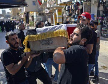 Se eleva a 31 número de muertos en tres días de manifestaciones en Irak