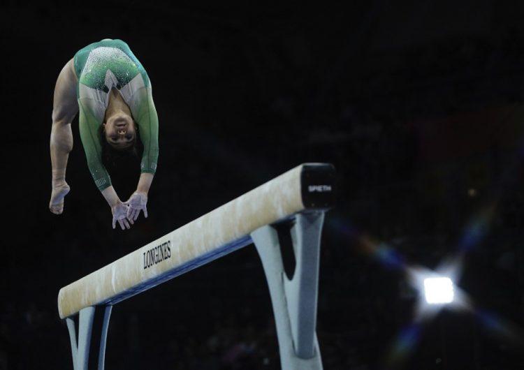 La gimnasta mexicana Alexa Moreno gana su pase para los Juegos Olímpicos de Tokio