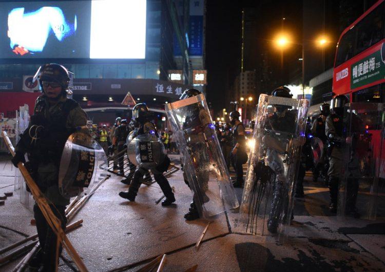 China pone en la mira a Apple por aplicación que permite ubicar a policías en un mapa