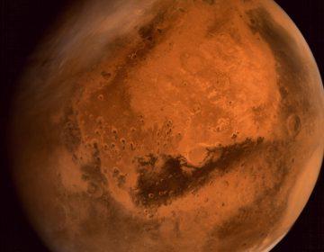 El agua en Marte se evaporó hace 3,500 millones de años