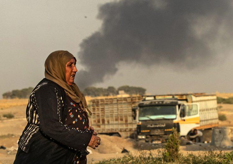 Turquía desoye advertencias y comienza operación militar en Siria
