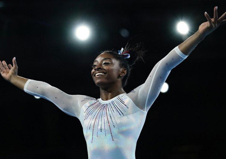 Simone Biles: 5 veces campeona del mundo y 2 ejercicios con su nombre