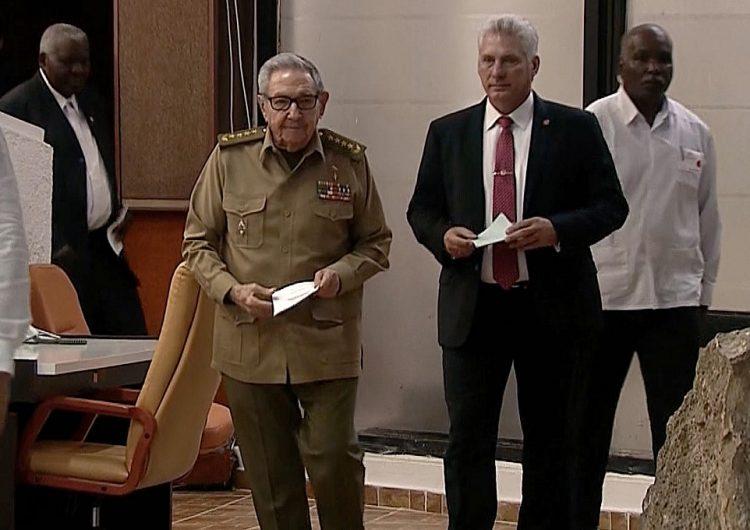 Cuba elige presidente por primera vez bajo un nuevo sistema de gobierno