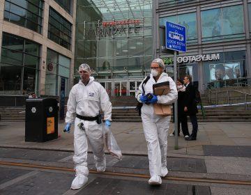 Al menos cinco heridos por arma blanca en ataque terrorista en Mánchester