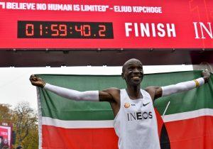 ¿Quién es Eliud Kipchoge? La primera persona en correr un maratón en menos de dos horas