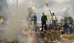 Presidente de Ecuador impone toque de queda y militarización en…