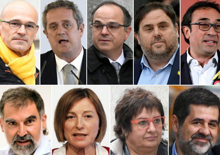 Cataluña-tribunal supremo-independentismo-españa