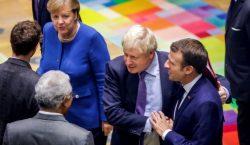 El Reino Unido y la UE logran un nuevo acuerdo…