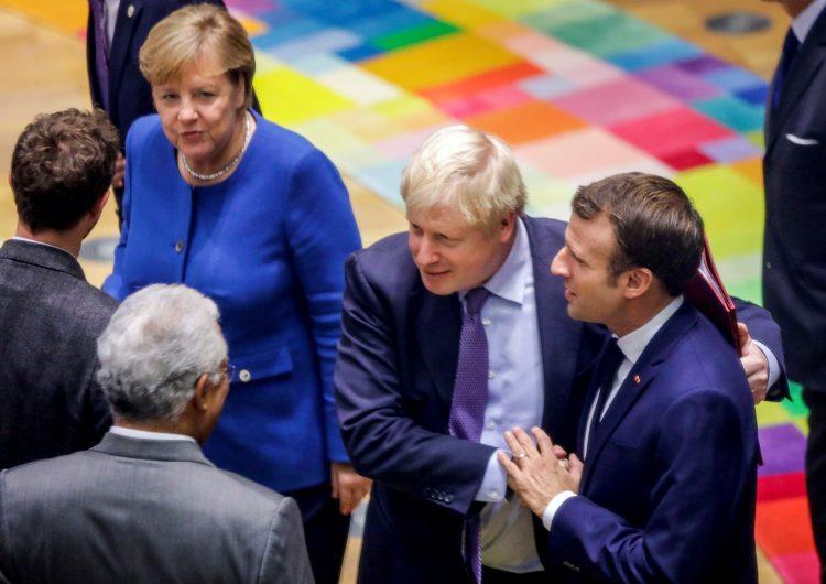 El Reino Unido y la UE logran un nuevo acuerdo de Brexit