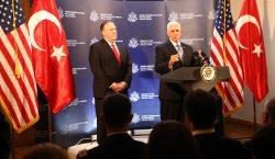 Estados Unidos y Turquía acuerdan un alto al fuego en…
