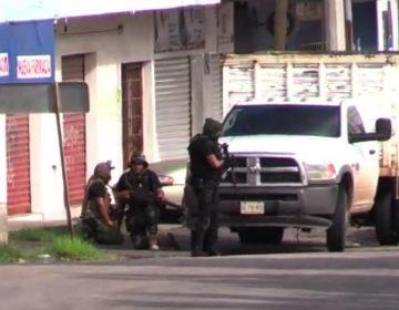 """Agentes de la GN y SEDENA se enfrentan en Culiacán; la detención del hijo del """"Chapo no ha sido confirmada"""