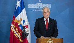 """Sebastian Piñera reconoce """"falta de visión"""" y pide perdón a…"""