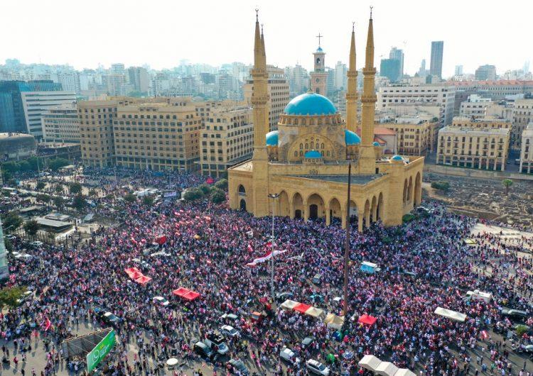 líbano-política-protestas