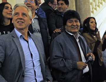 Evo lidera elecciones presidenciales de Bolivia, pero proyectan segunda vuelta