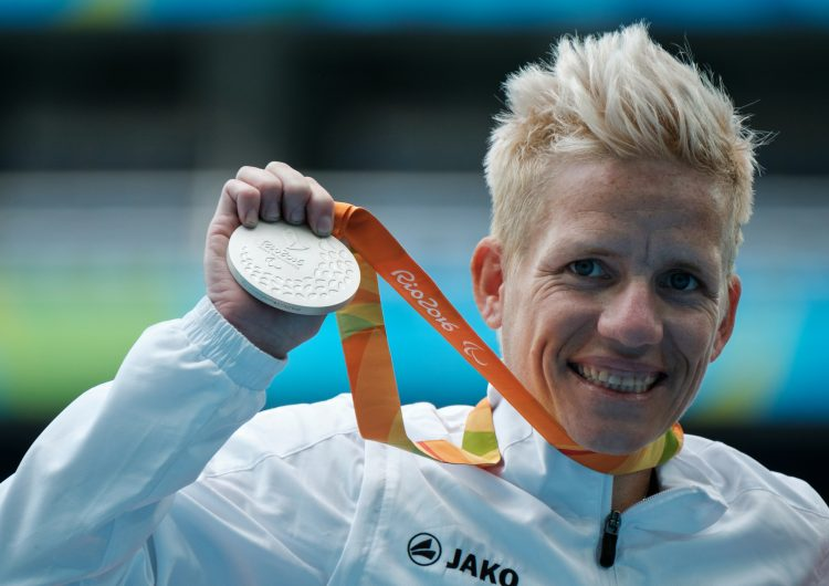Fallece por eutanasia la atleta paralímpica Marieke Vervoort