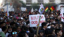 Dimite el vicepresidente del Tribunal Electoral de Bolivia; piden a…