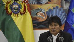 Evo Morales se proclama vencedor en Bolivia y denuncia un…