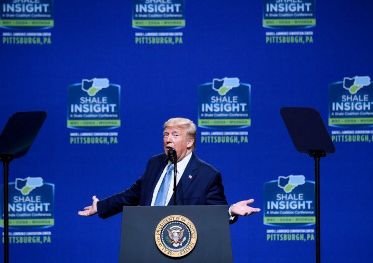 Trump asegura que construirá un muro en Colorado, un estado que no comparte frontera con México
