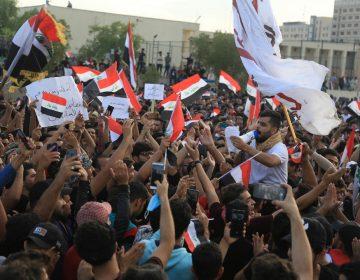 Ocho muertos en nuevas manifestaciones antigubernamentales en Irak