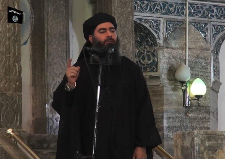 Estado Islámico anuncia a su nuevo líder, Abu Ibrahim al Hashimi al Qurashi