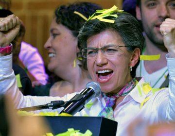 Claudia López, la primera alcaldesa electa de Bogota que rompió moldes