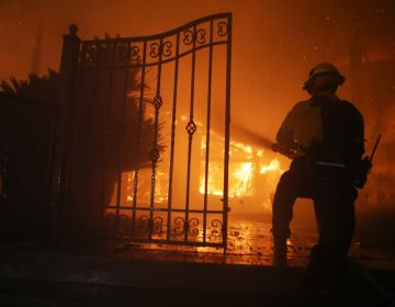 Alerta máxima en California por incendios forestales; hay un muerto y miles de evacuados