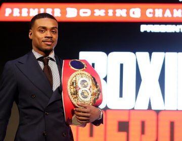 Boxeador Errol Spence Jr. sufre grave accidente a bordo de un Ferrari en Dallas