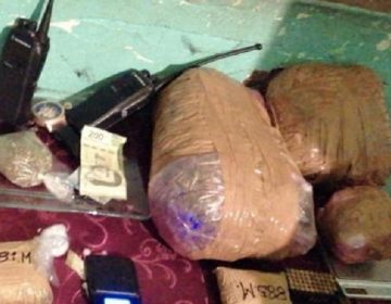Decomisa Fiscalía droga, armas de fuego y detiene a tres personas en Mirador de las Culturas