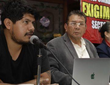 Amenazan a dirigente de la Unión Popular de Vendedores Ambulantes