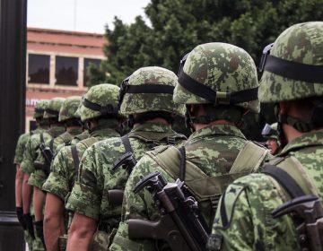 Demanda gobierno mayor estrategia de Guardia Nacional contra delincuencia organizada