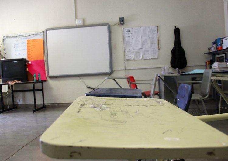 Sin propiedad de tierras, 50 escuelas de Aguascalientes