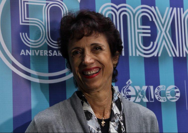 Muere Enriqueta Basilio, la primer mujer en encender un pebetero olímpico