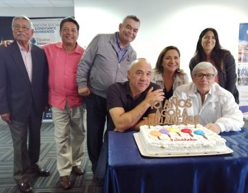 Ágora tijuanense celebró sus primeros 10 años