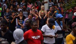 2,000 migrantes marchan de Chiapas a la CDMX para exigir…