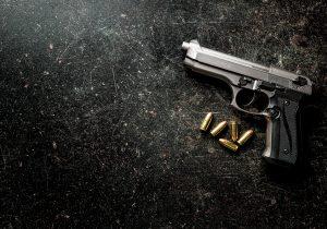 Armas de fuego, un miembro de la familia en Estados Unidos