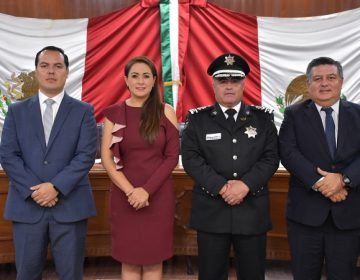 Repetirán secretarios del Ayuntamiento, Finanzas y Seguridad en Aguascalientes