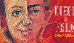 Recomendaciones: Diego Rivera y Frida Kahlo para celebrar al Museo…