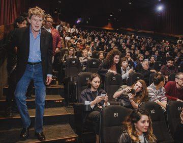 Robert Redford y Willem Dafoe, los astros del Festival Internacional de Cine de Morelia