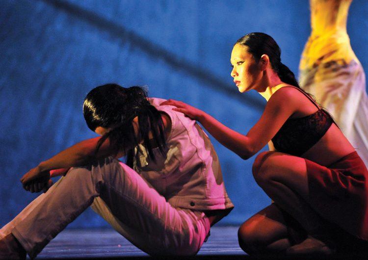 Acusar afrentas como el despojo cultural e indígena mediante el ballet