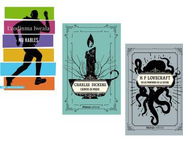 Tres obras de terror: Charles Dickens, Uzodinma Iweala, H. P. Lovecraft…