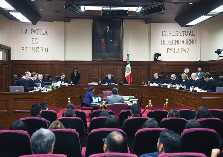 La SCJN y sus ministros: la más alta autoridad del país